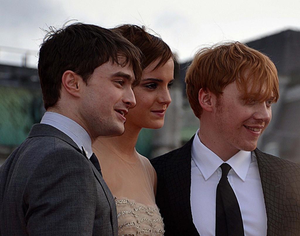 Harry Potter, Hermione Granger und Rupert Weasley: Kampf gegen die Weltverschwörung