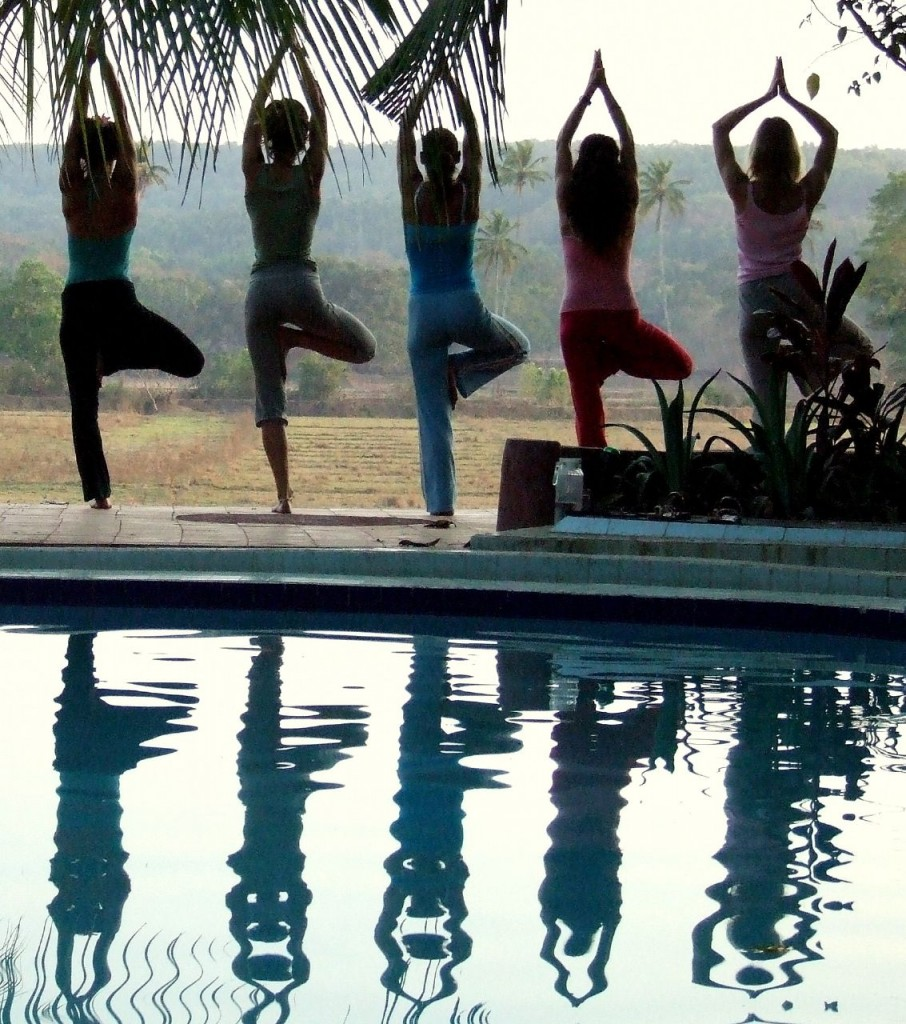 Yoga-Kurs für Frauen