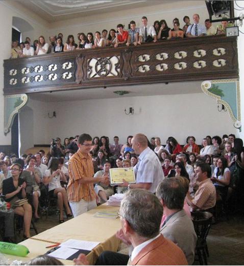 Das humanistische Brukenthal-Gymnasium in Sibiu/Hermannstadt bleibt; das praktische Wissen, das hier auch unterrichtet wird, geht.