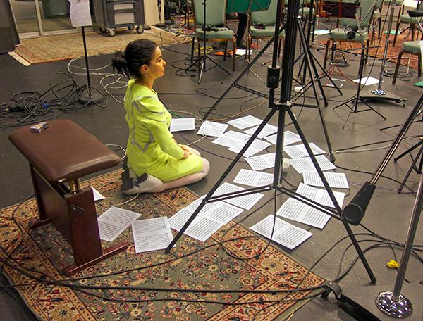 Bjork: songwriter, composer, vocalist, music producer, educator