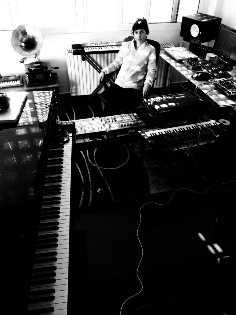 Giganta [Eleni Adamopoulou]: Producer / Sound Designer