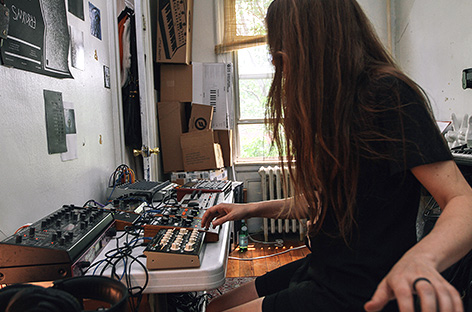 Laurel Halo: electronic musician and recording artist