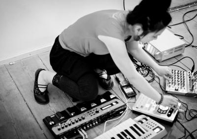 MimiCof a.k.a. Midori Hirano: musician, composer, sound artist and producer