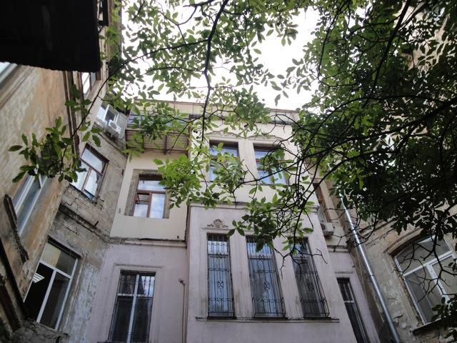 Unser Haus, damals in Odessa