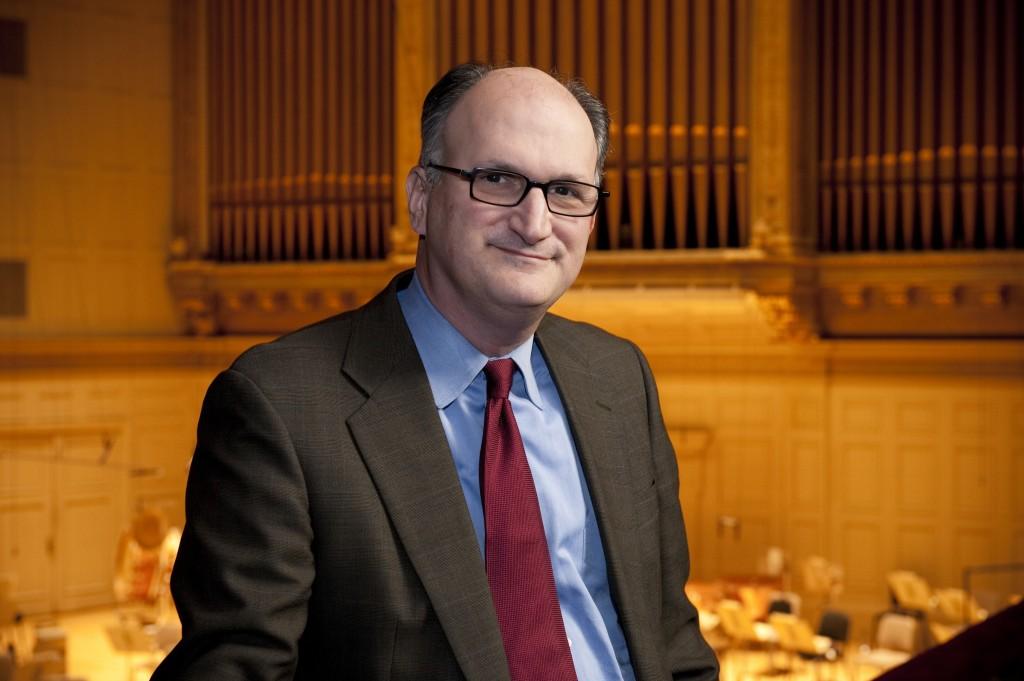 Konzerthausherr: Mark Volpe führt seit 1997 die Geschäfte in Boston.