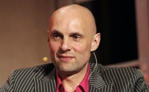 Der Autor Michael Lentz ist am 09.03.2013 in Köln beim internationalen Literaturfest Lit.cologne zu Gast. Foto: Horst Galuschka/dpa | Verwendung weltweit