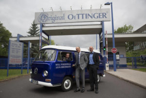 Oettinger geht auf Blindtest-Tour