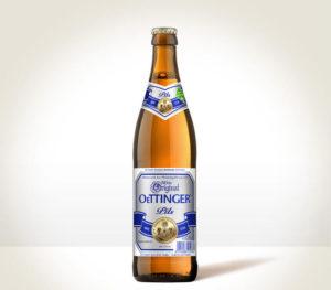 Oettinger-Flasche