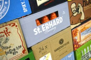 """Eine Kiste """"St. Erhard"""""""