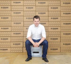 """Von den Löwen verschmäht: Christian Klemenz, Mehrheitseigentümer der Craft-Beer-Läden """"Bierothek"""""""