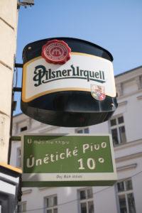 Kneipe in Prag