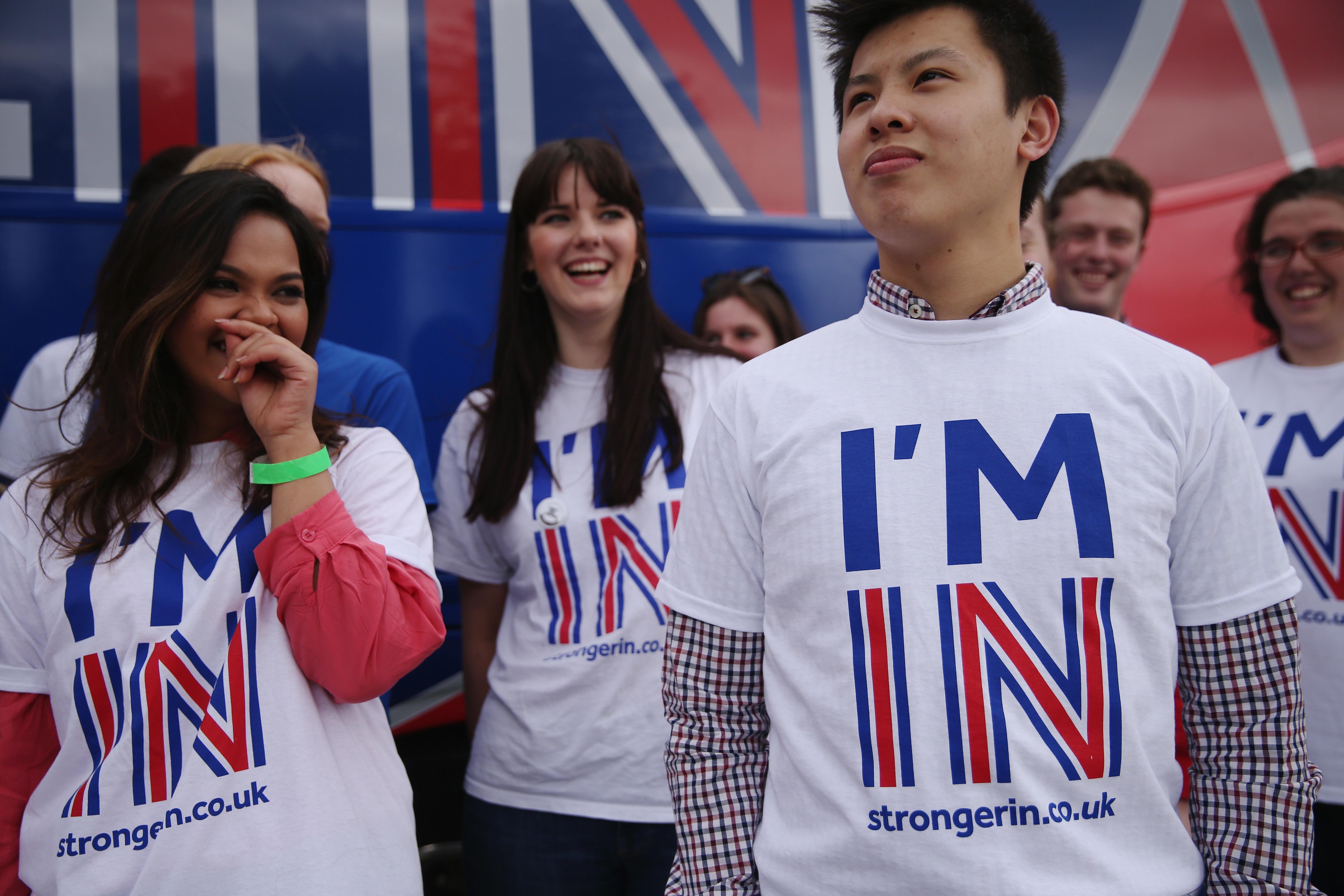 Auch die Universitäten und ihre Studierenden mischen in der Brexit-Debatte kräftig mit.
