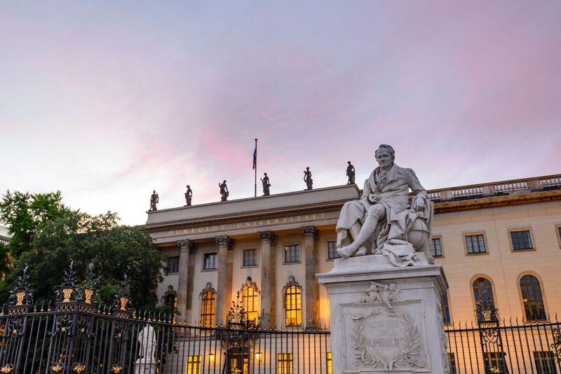 """Lebte das """"humboldtsche Bildungsideal"""", das sein Bruder Wilhelm ersann: Alexander von Humboldt"""