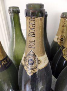 champagnerflaschen größen namen