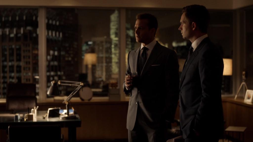 """Serienversteher: """"Suits - Blogseminar"""