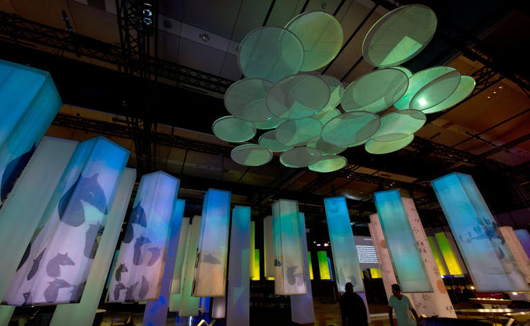 Offen für Entdeckungen: der Gastland-Pavillon Indonesiens
