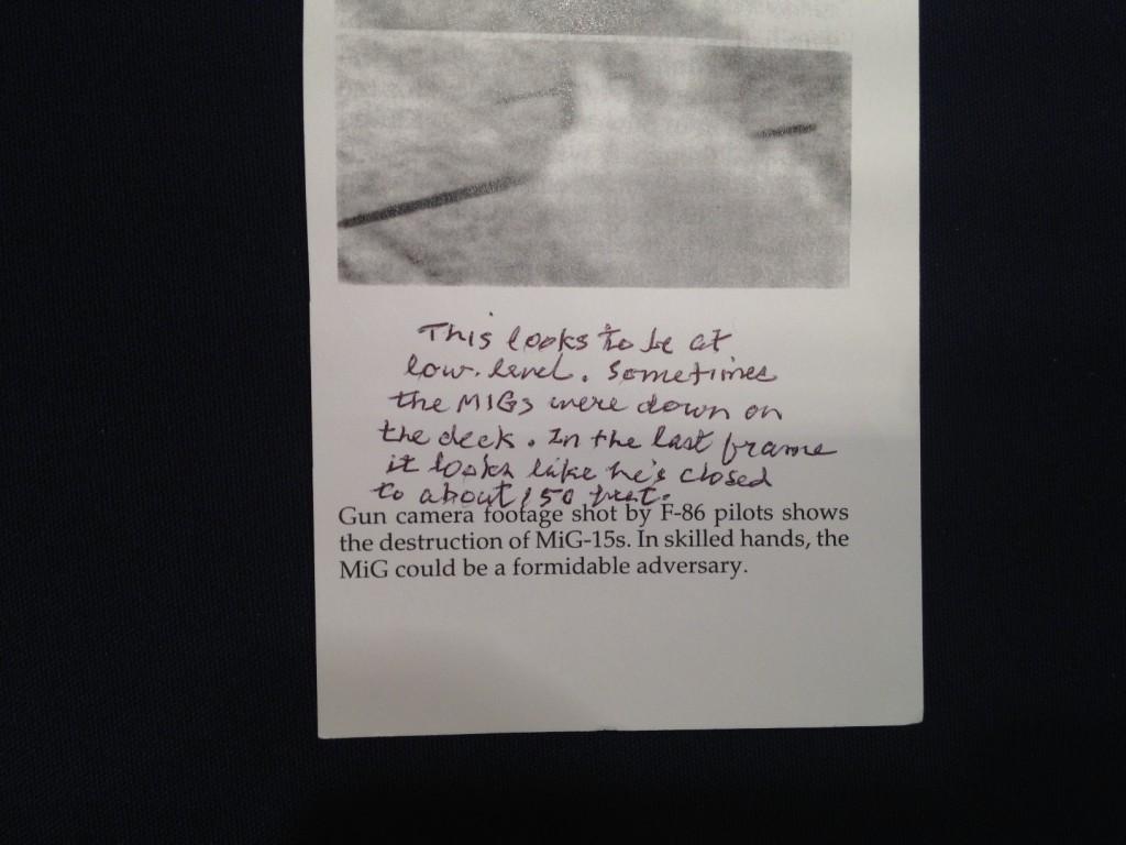 Dem versteigerten Band beigegeben: Serie von Fotos mit Erläuterung Salters.