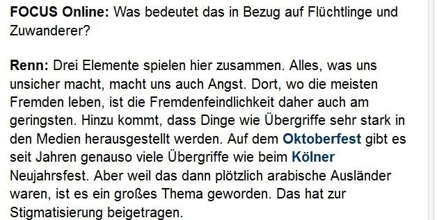 Oktoberfestlügen Beim Facebook Fakenews Jäger Focus Deus