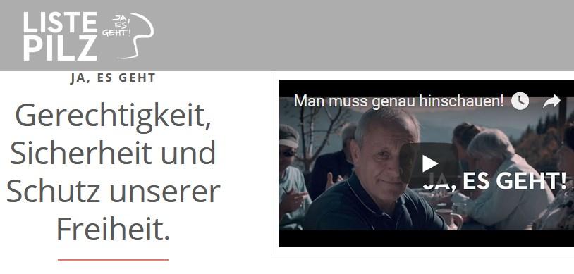 Mit Gruner Selfiepolitik Gegen Erfahrung Und Substanz Deus Ex Machina