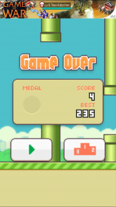 Look at the Highscore