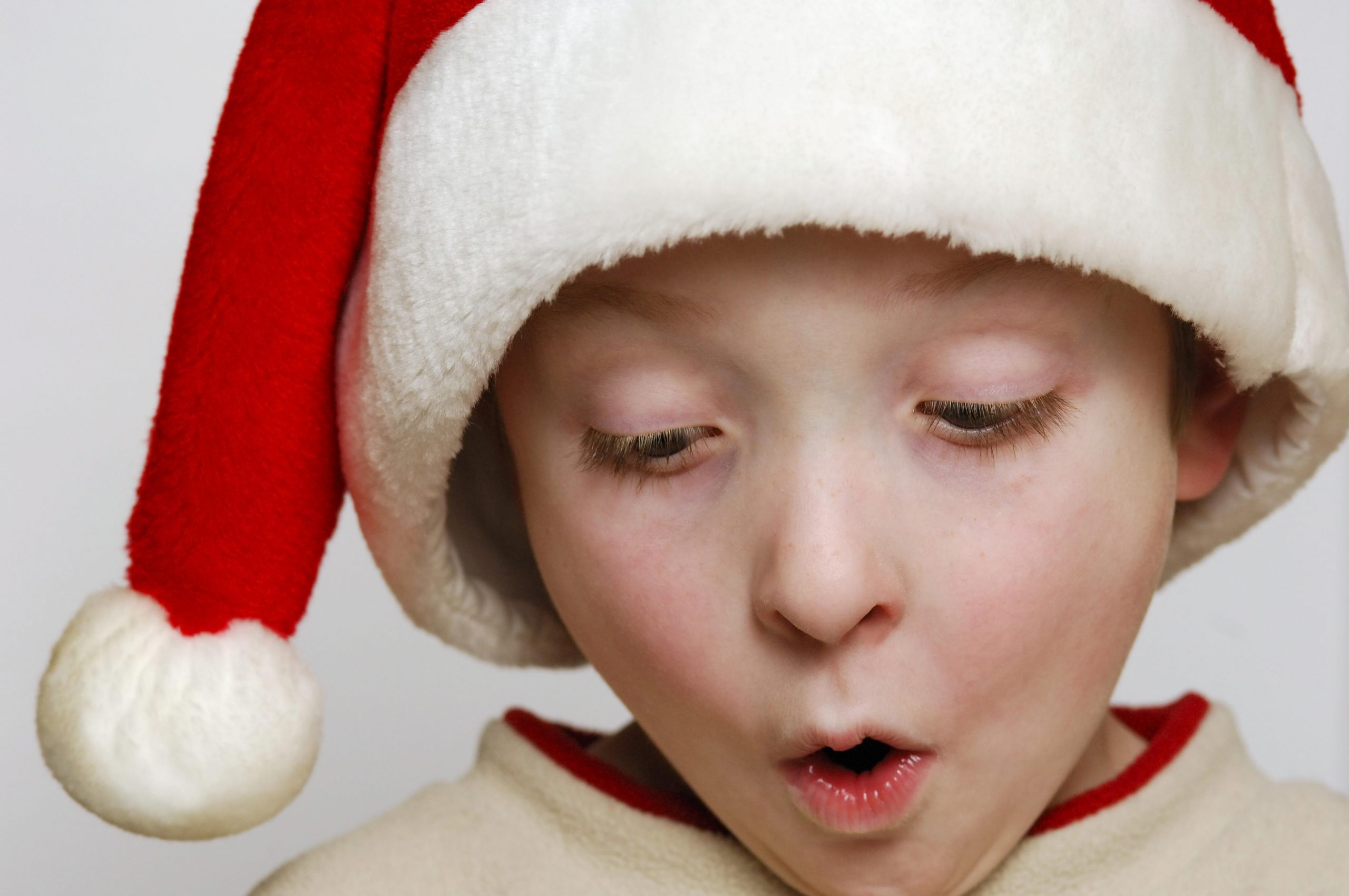 Staunende Kinderaugen: ein Weihnachtsgeschenk für Erwachsene