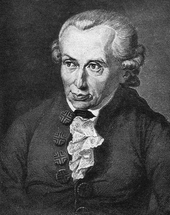 Immanuel Kant - Quelle: Wikimedia Commons