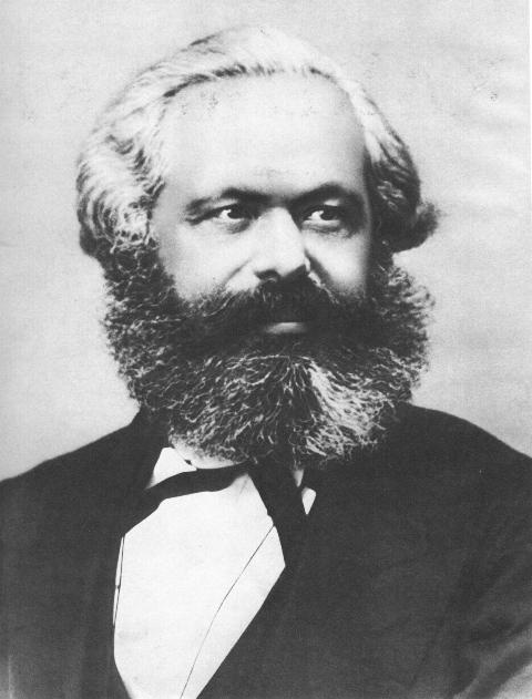 Karl Marx - Quelle: Wikipedia Commons