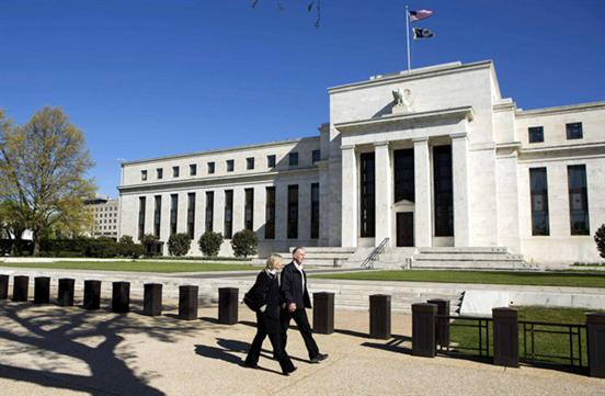 Die Federal Reserve in Washington - Foto: Reuters