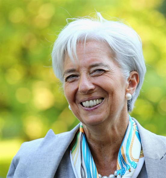 Christine Lagarde - Foto: AFP