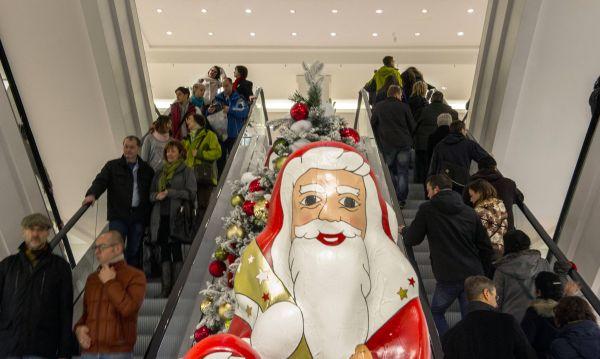 Weihnachtseinkauf in Berlin