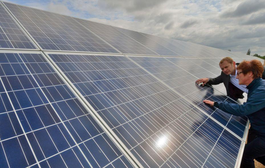 Solarstrom oder nicht? Der Stromversorger hat viel Einfluss drauf.