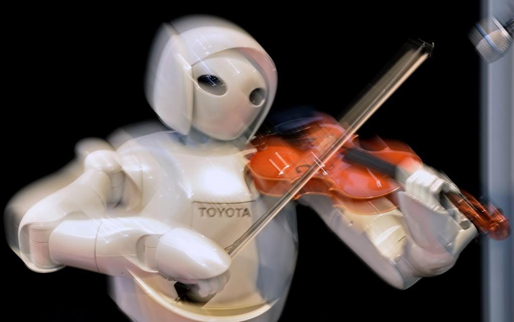 Müssen wir bald nicht mal mehr selber Geige spielen?