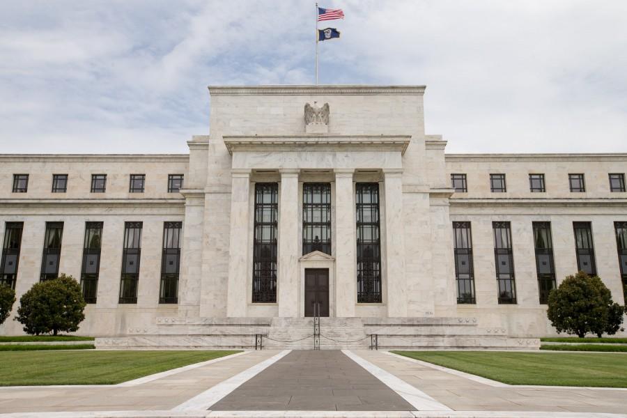 Das Fed-Gebäude in Washington