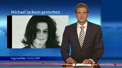 Der Tag An Dem Das Fernsehen Dabei War Als Michael Jackson Starb