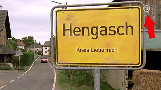 Hengasch Kreis Liebernich In Der Eifel