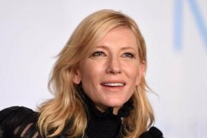 """Sie wickelte alle um den Finger: Cate Blanchett bei der Pressekonferenz zu """"Carol"""""""
