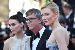 Mit Rooney Mara und Regisseur Todd Haynes auf dem Weg zur Premiere