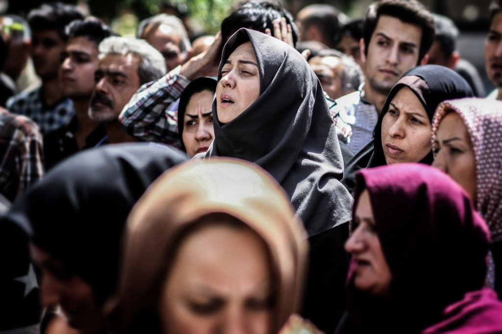 "Szene aus Vahid Jalilvands ""Wednesday, May 9"""