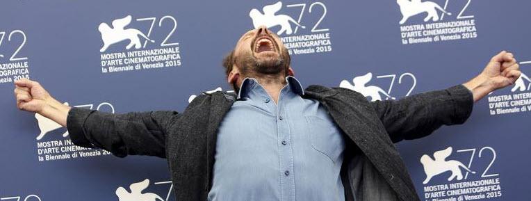 """Ralph Fiennes beim Presstermin zu """"A Bigger Spalsh"""""""