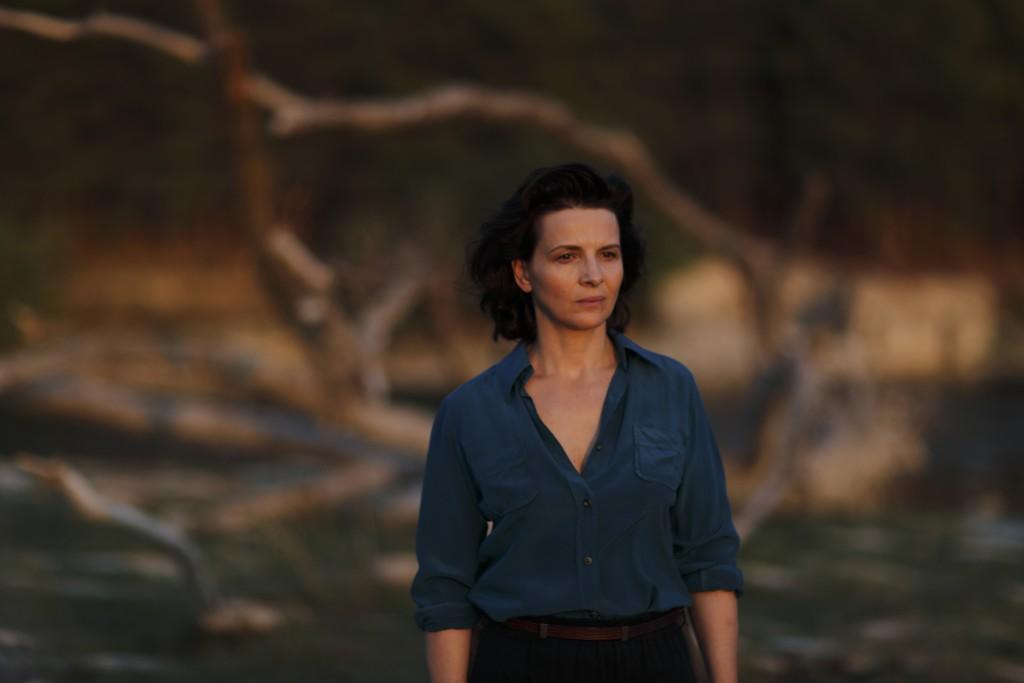 """Juliette Binoche in """"L'attesa"""""""
