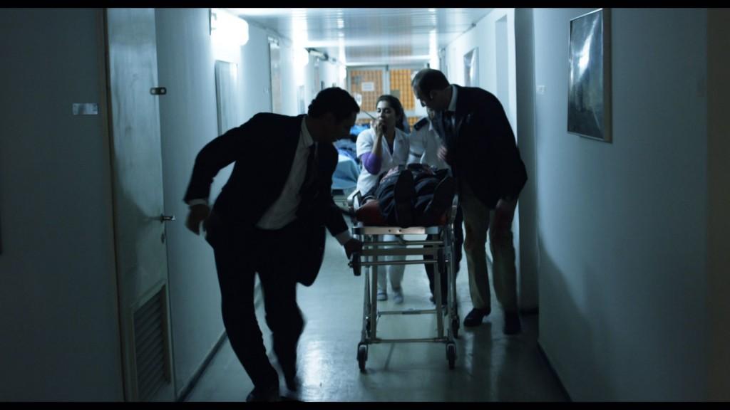 "Szene aus ""Rabin – The Last Day"""