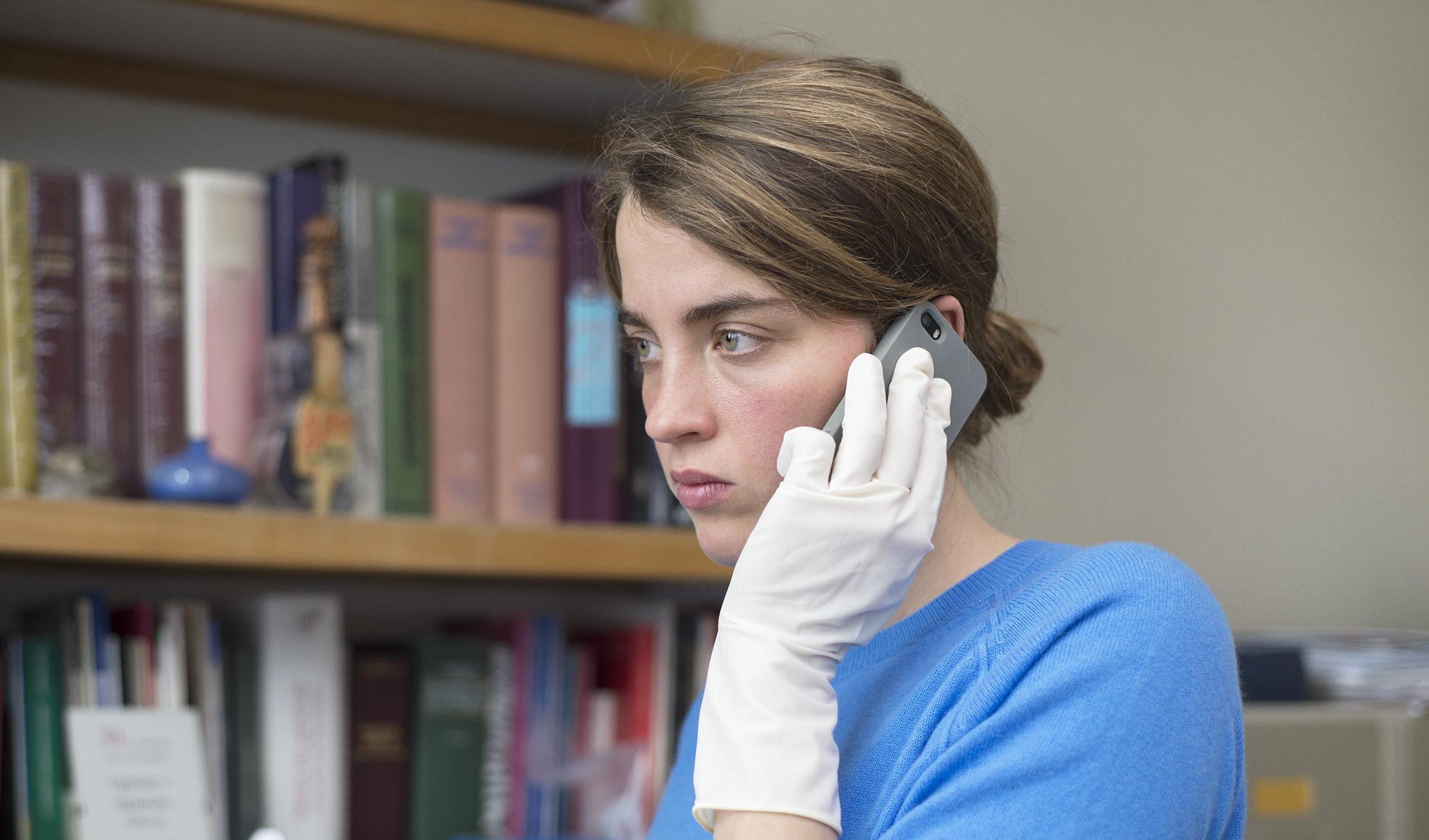 Adèle Haenel in einer Szene des Films
