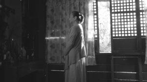 "Für Lav-Diaz-Verhältnisse ein Kurzfilm: Szene aus ""Ang Babaeng Humayo (The Woman Who Left)"""