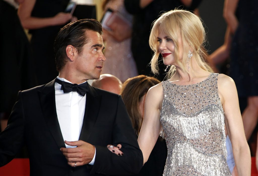 Ein Unwahrscheinliches Paar Nicole Kidman Und Colin Farrell