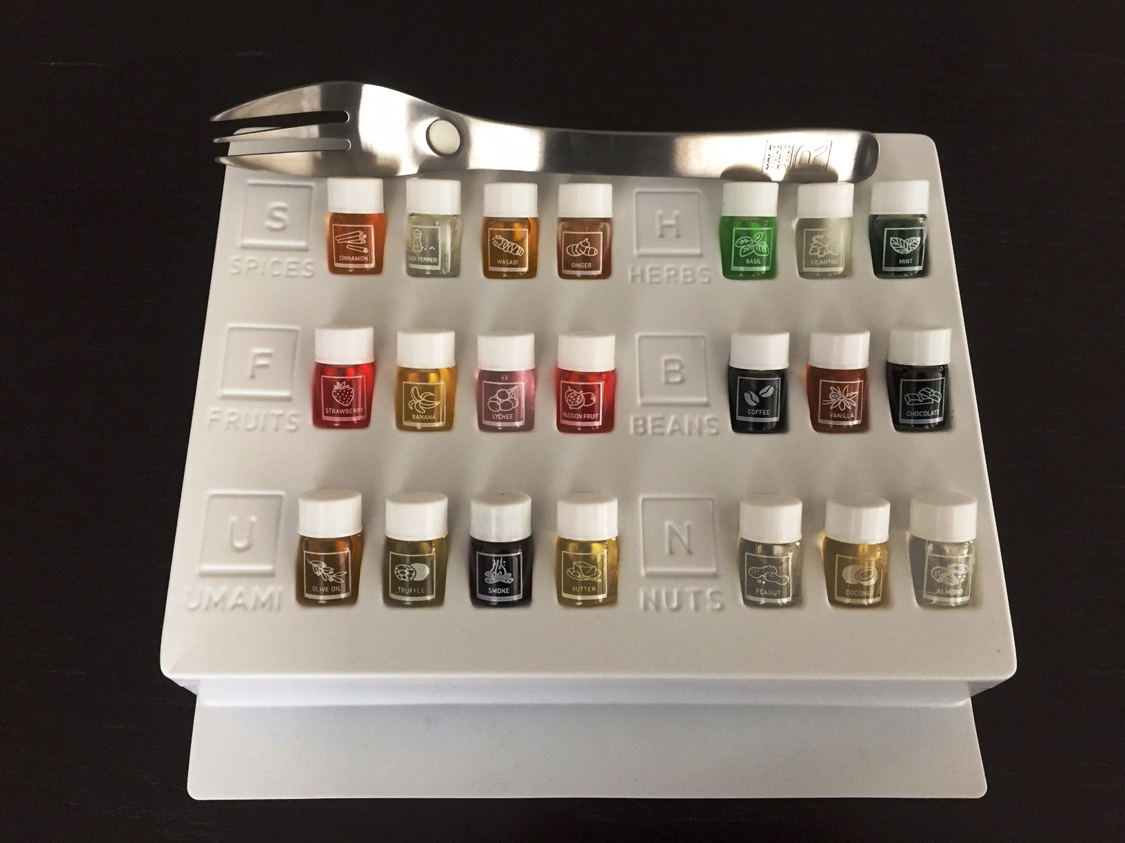Manipulierter Geschmack: Die Aromagabel