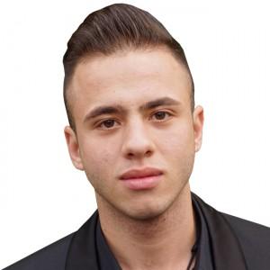 Baher, 18, aus Syrien