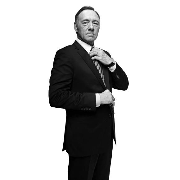 "Der Politiker Francis Underwood ist der Antiheld in der Netflix-Produktion ""House of Cards""."