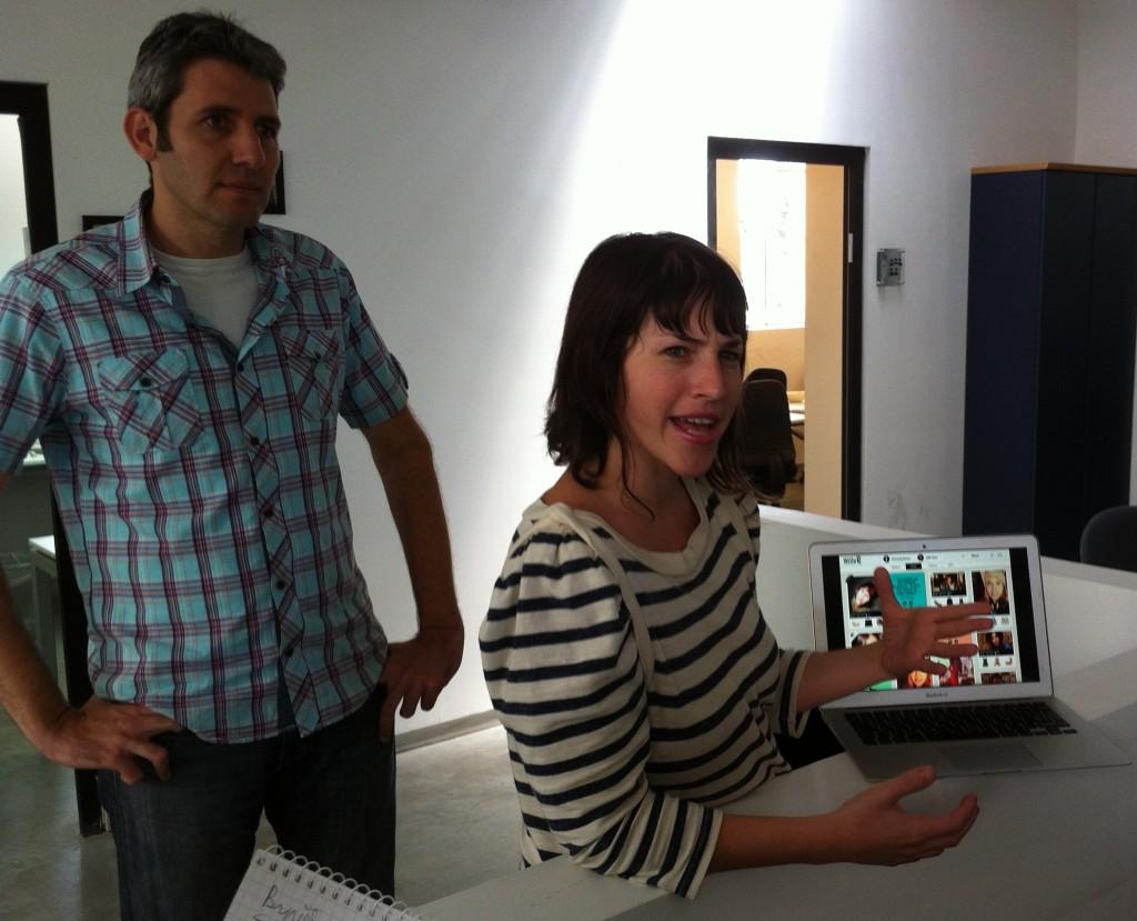 Das Start-up für Mode: Wishi bietet die digitale Anprobe.