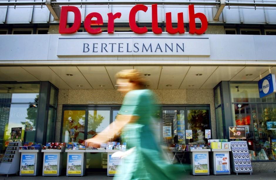 Das war einmal: Bertelsmann und sein Buchclub