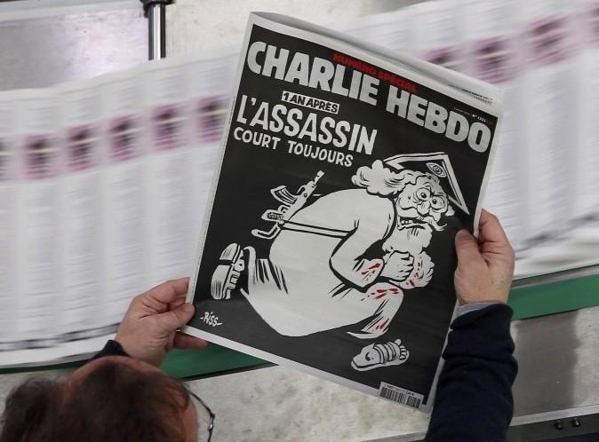 Charlie Hebdo: Gedenkausgabe ein Jahr nach den Anschlägen